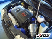 VW Polo 6N: 1.8T & IHI stage 1