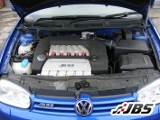 R32 Stage 2 stock engine