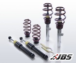 Pro-Street-S Coilovers (4WD, Front Axle load 1101Kg>)