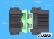 Wavetrac® Differential for 02J Transmission