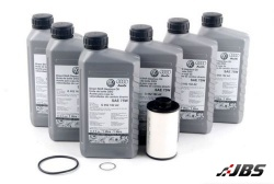 Gearbox Oil and Filter* Service Guide - image