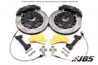 Forge Motorsport 356mm 6 POT Brake Kit (Audi A4 B8 Chassis)