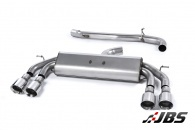 Milltek Non-Valved Cat-back Exhaust (Mk7 VW Golf R 2.0 TSI)